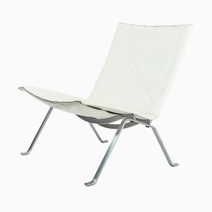 Vintage PK22 Chair by Poul Kjærholm for E. Kold Christensen