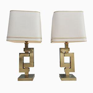 Mid-Century Modern Table Lamps by Romeo Rega