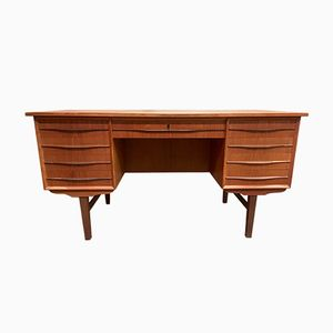 Modular Teak Desk, 1950s