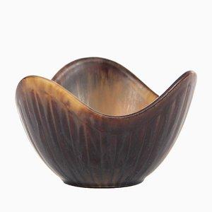 Scandinavian Model ASH Ceramic Bowl by Gunnar Nylund for Rörstrand, 1960s