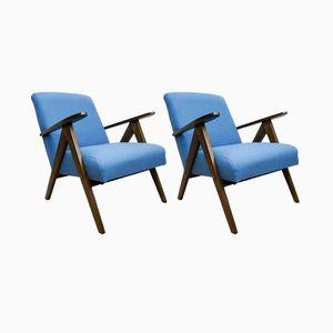 Mid-Century B-310 VAR Armchairs from Fameg, Set of 2