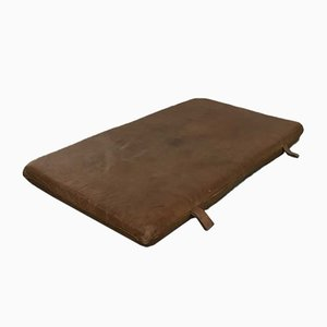 Vintage Leather Gymnastic Mat