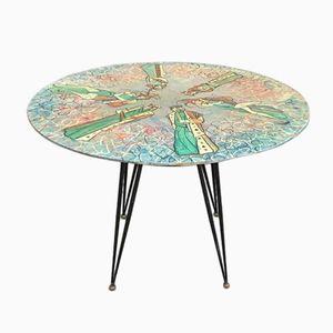 Italienischer Spieltisch von Decalage für Cumino & C., 1956