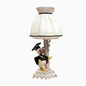 Disney Table Lamp by G. Girardi, 1950s