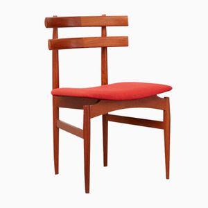 Chaises de Salon No.30 par Poul Hundevad pour Sorø Stolefabrik, Set de 4