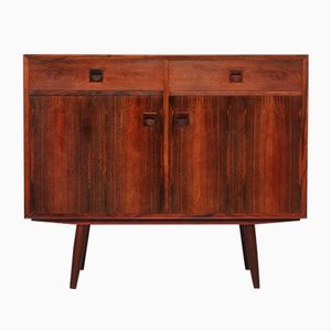 Small Danish Rosewood Sideboard from Brouer, 1960s