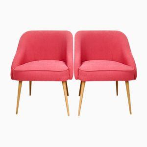 Club chair, anni '60, set di 2