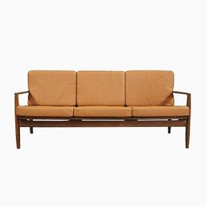 Dänisches Palisander Drei-Sitzer Sofa, 1960er