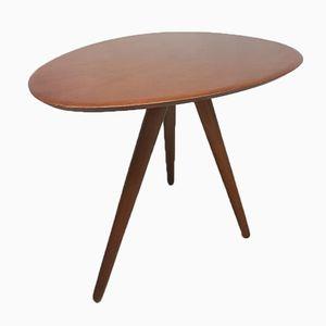 Asymmetric Tripod Coffee Table, 1960s