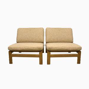 Vintage Danish Lounge Chairs by Arne Wahl Iversen for Komfort Møbler, Set of 2