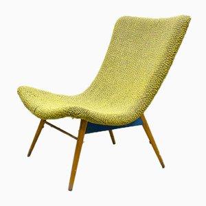 Lounge Chair by Miroslav Navratil for Cesky Nabytek, 1959