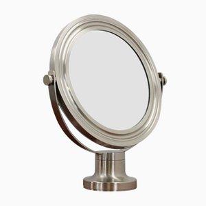 Vintage Round Mirror by Sergio Mazza for Artemide