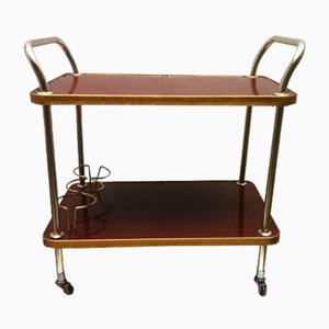 Spanish Formica Bar Cart, 1960s