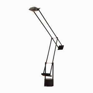 Lampe de Bureau Tizio Vintage en Métal et Plastique par Richard Sapper pour Artemide