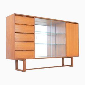 Vintage British Display Cabinet, 1970s