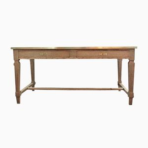 French Industrial Desk, 1900s