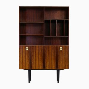 Vintage Palisander Veneered Bookcase from ÆJM Møbler