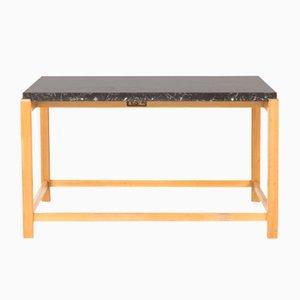 Table Basse en Marbre par Carl-Axel Acking pour Torsten Schollin, 1950s