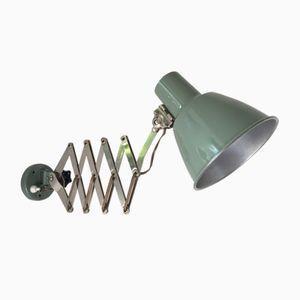 Lampada da parete a forbice, anni '50