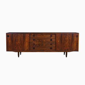 Mid-Century Danish Rosewood Veneer Sideboard