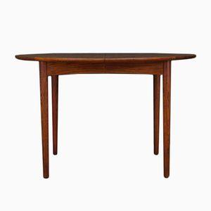 Mid-Century Teak-Furnier Tisch
