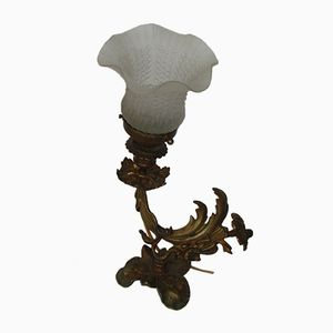 Lampada Art Nouveau, anni '20
