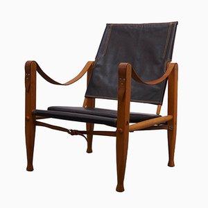 Vintage Safari Chair von Kaare Klint für Rud. Rasmussen