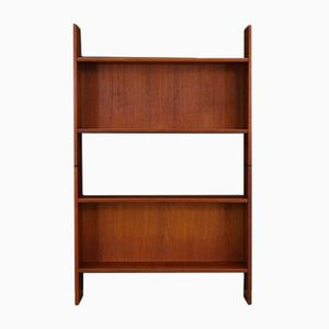Mid-Century Teak Shelf Unit