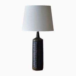 Lampada da tavolo grande di Per Linnemann-Schmidt per Palshus, Scandinavia, anni '60