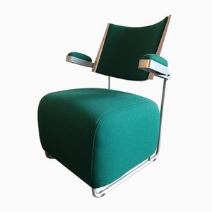 Oscar Lounge Chair by Harri Korhonen for Inno Interior Oy, 1989