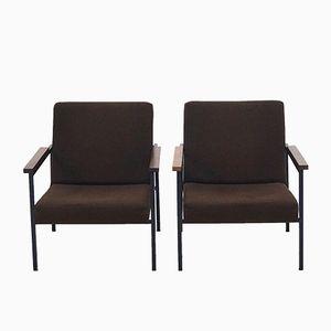 SZ30 Sessel von Hein Stolle für 't Spectrum, 1960er, 2er Set