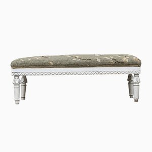 19th Century Gustavian Foot Stool