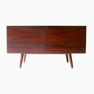 Vintage Jacaranda Sideboard by Ib Kofod Larsen for Faarup Furniture