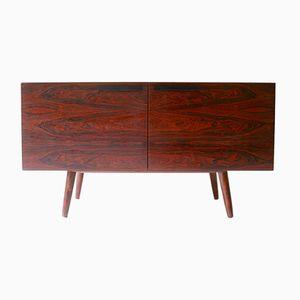 Vintage Jakaranda Sideboard von Ib Kofod Larsen für Faarup Furniture