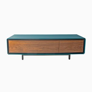 Aro 25.150 Teal Lacquered Sideboard from Piurra