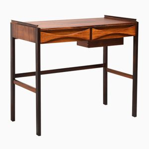 Danish Rosewood Console Table by Arne Vodder