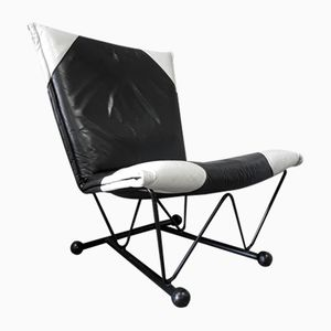 Flyer Lounge Chair by Charles Boonzaaijer & Pierre Mazairac for Young international, 1980s