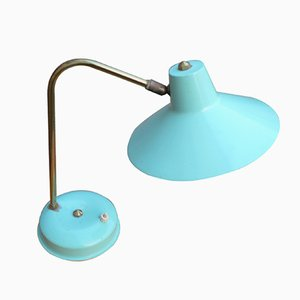 Blue Table Lamp, 1960s