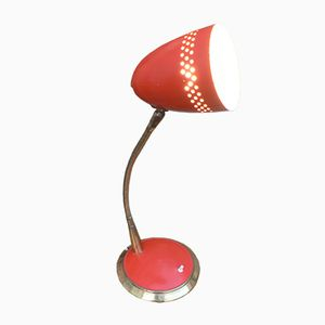 Rote Lampe, 1960er
