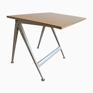 Vintage Reply Worktable by Wim Rietveld & Friso Kramer for Ahrend De Cirkel