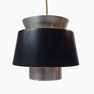 Mid-Century Danish Pendant by Jørn Utzon for Nordisk Solar, 1960s