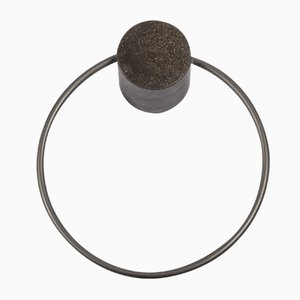 Fontane Bianche Towel Ring by Elisa Ossino for Salvatori