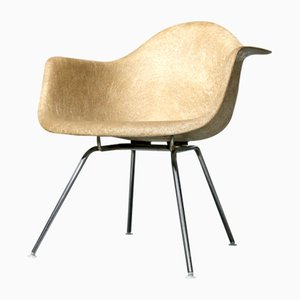 SAX Rope Edge Armchair by Charles & Ray Eames for Zenith Plastics, 1950s