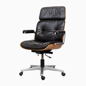 Vintage Pasal Office Chair by Prof. Karl Dittert for Stoll Giroflex