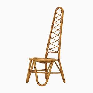 Rattan Chair, 1960s