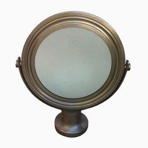 Runder Vintage Spiegel von Sergio Mazza für Artemide, 1960er