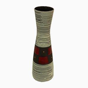 Große Deutsche Vintage Vase