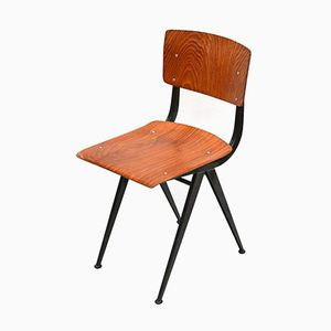 Vintage Result Chair by Friso Kramer for Marko