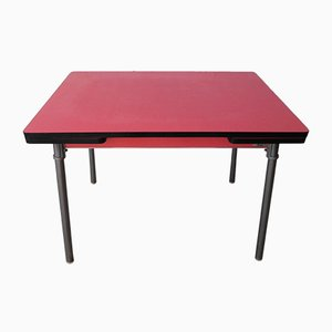 Vintage Extendable Dining Table from Plastilux