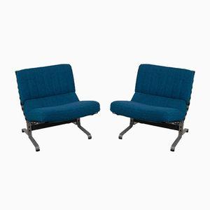 Vintage Sessel von Etienne Fermigier für Meuble et Fonction